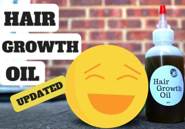 natural barnet hair growth oil for black women