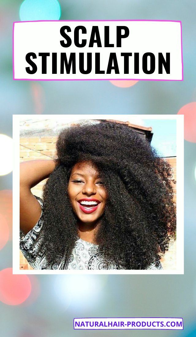 How to Make Hair Grow Faster Scalp stimulation Care