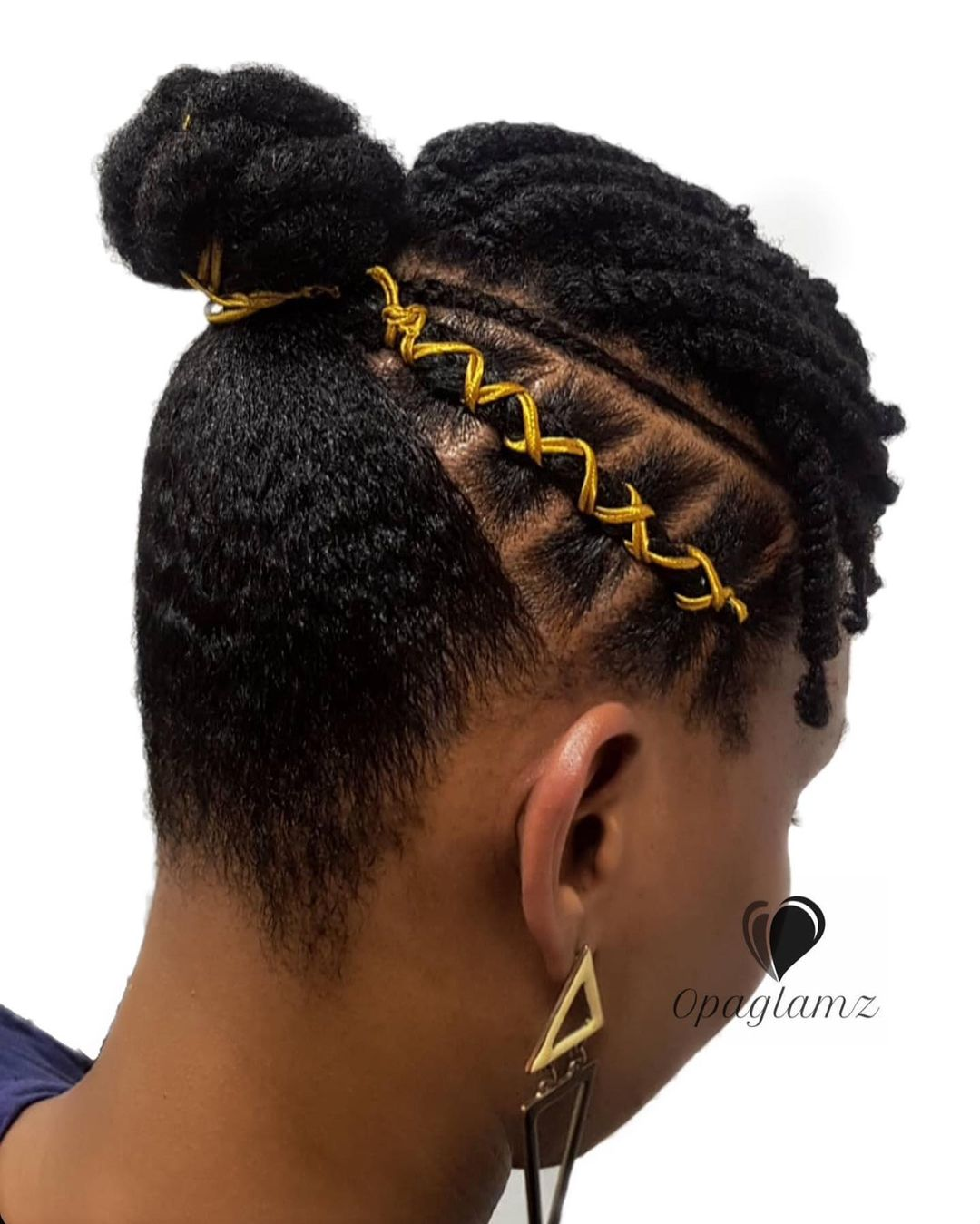 Black hairstyles for women NHP Approved