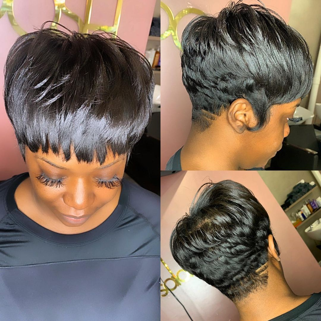 Short Hairstyles for Black Women NHP Approved 2