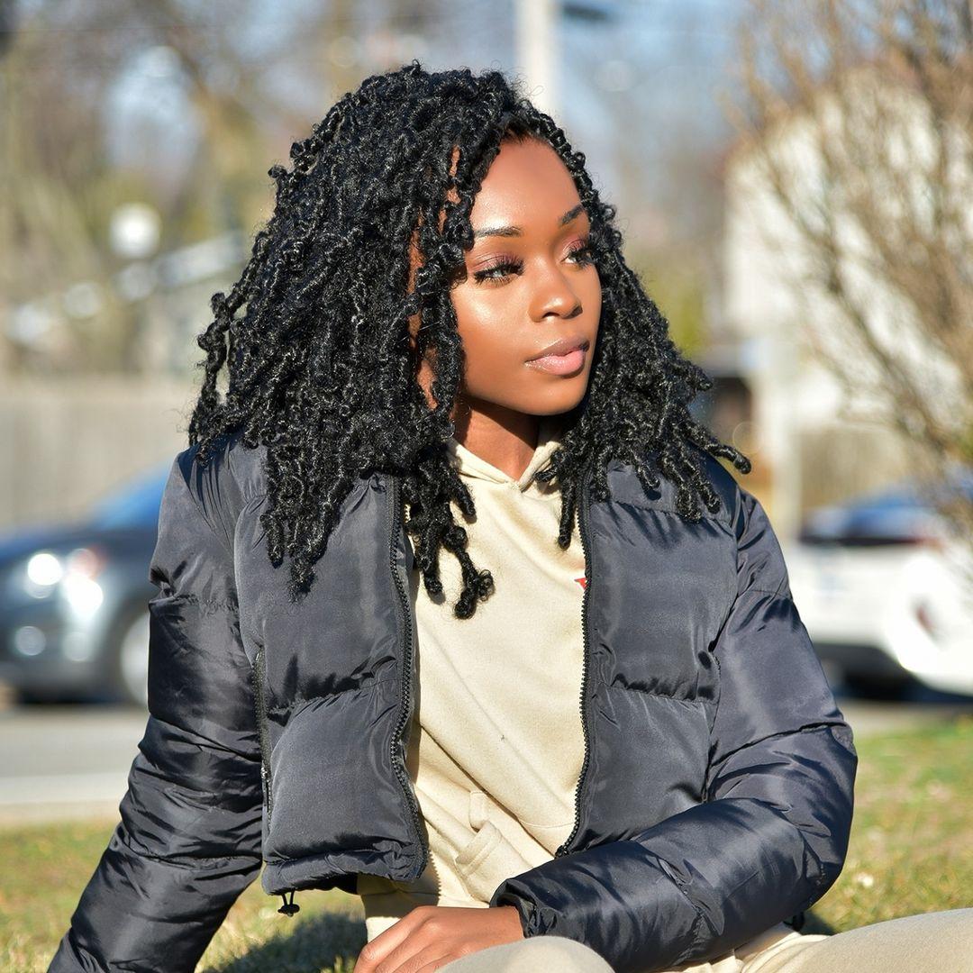 Crochet braids for black women NHP Approved 12