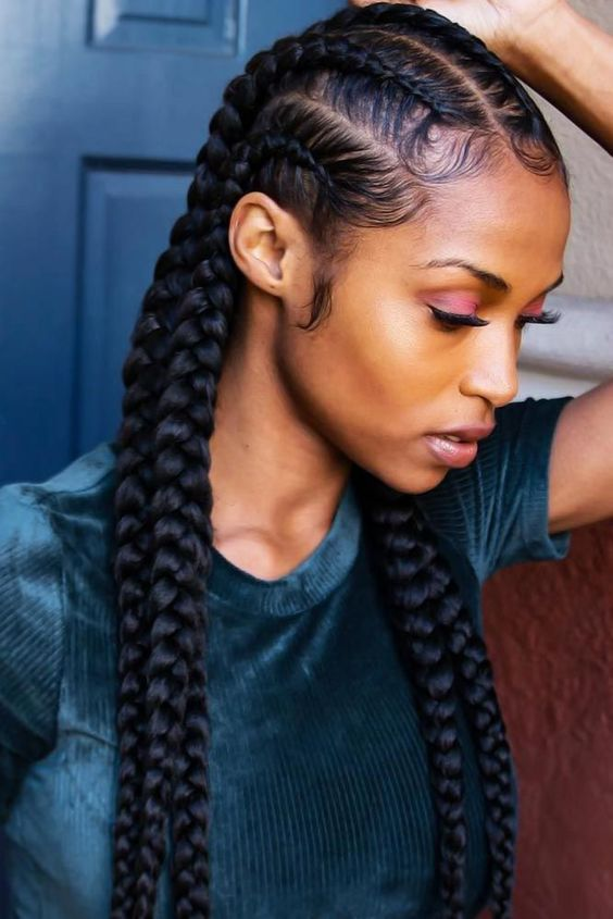 Click for cute protective styles for natural hair braids the latest hairstyle kids hairstyles are easy, quick. See updos on medium length to long hair, simple styles with no weave edges, also grab...