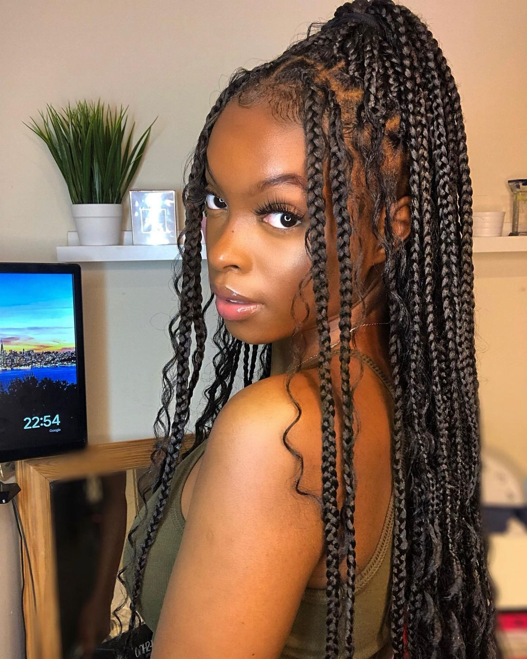 braided hairstyles quick braiding styles for natural hair NHP Approved