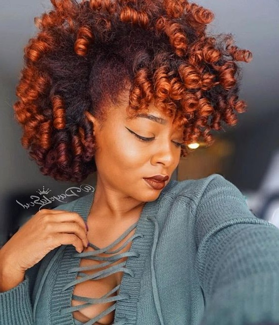 perm rod set on natural hair hairstyles pictures Flexi rod curlers black red cute blonde