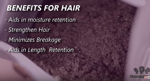 African herbs for hair growth benefits list