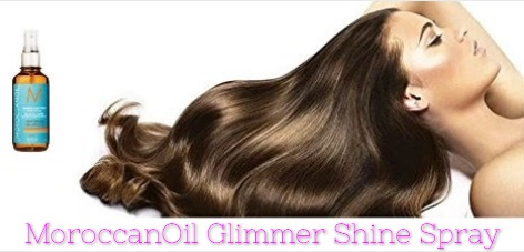 What Does Moroccan Oil Do To Your Hair  Moroccanoil glimmer shine spray - naturalhair-products.com not curly girl approved friendly