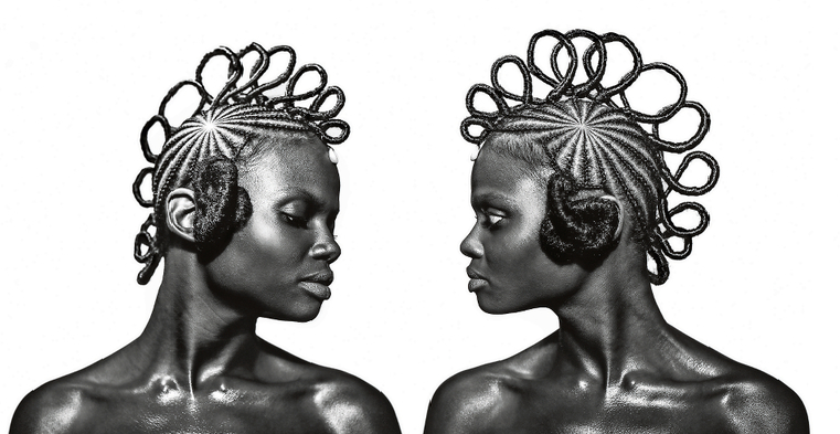 Black hair media NHP African braids in history