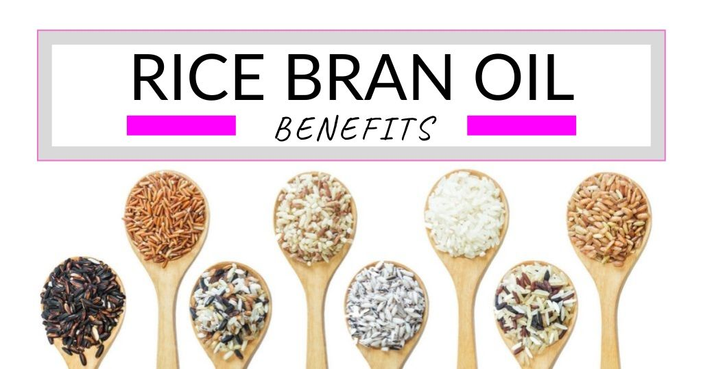 rice bran oil benefits for hair and skin - Hair growth oil for black women.