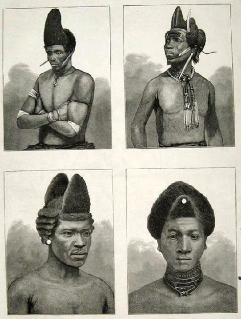 African Zulu Warriors
