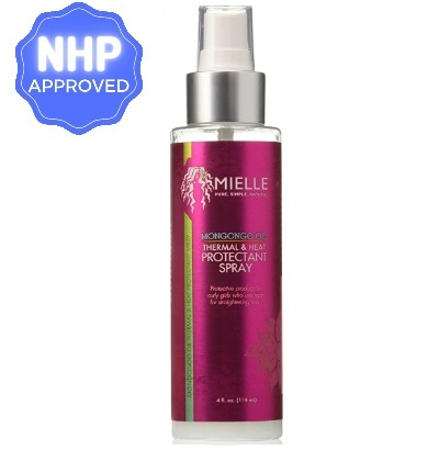 Best Heat Protectant for Natural Hair #6 Mielle