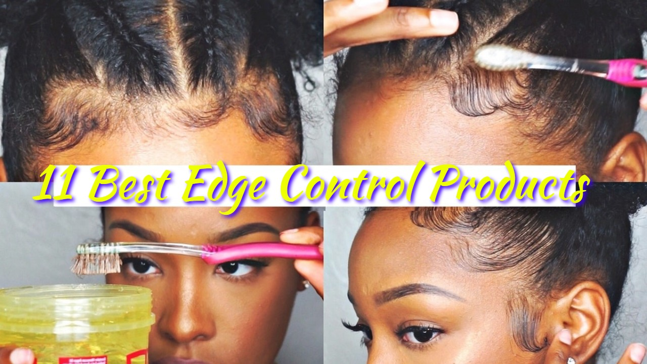 11 Best Edge Control For Coarse Hair Gels 4c Naturals Only