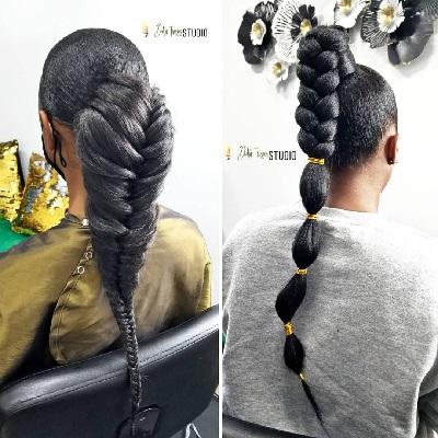 Black hairstyles NHP