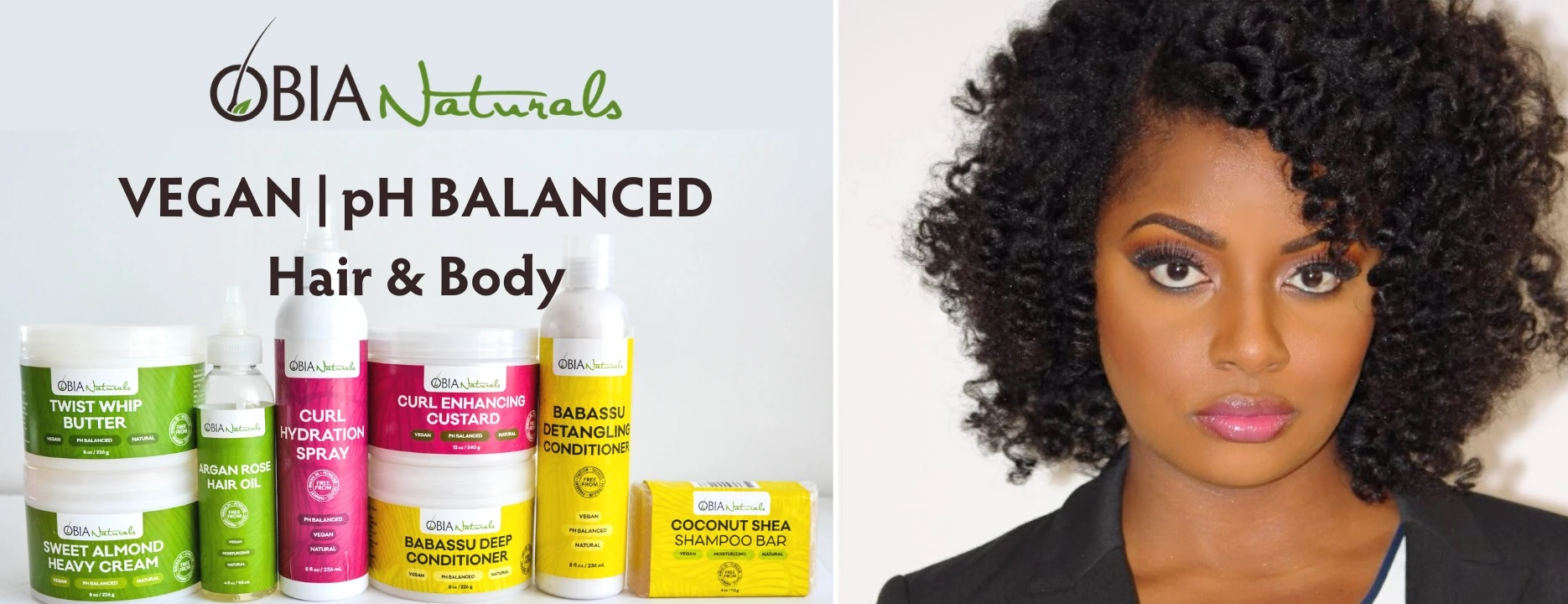 black owned hair product business obia naturals NHP