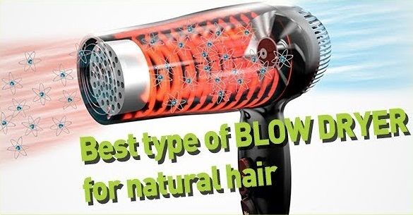 best blow dryer for natural kinky hair. best blow dryer for natural hair