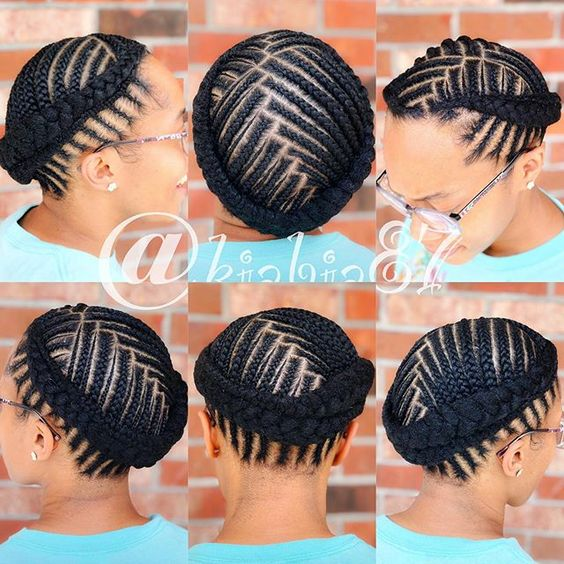 31 Braid Hairstyles For Black Women Nhp