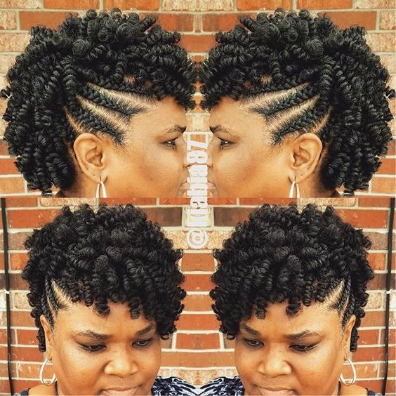 31 Braid Hairstyles For Black Women Nhp