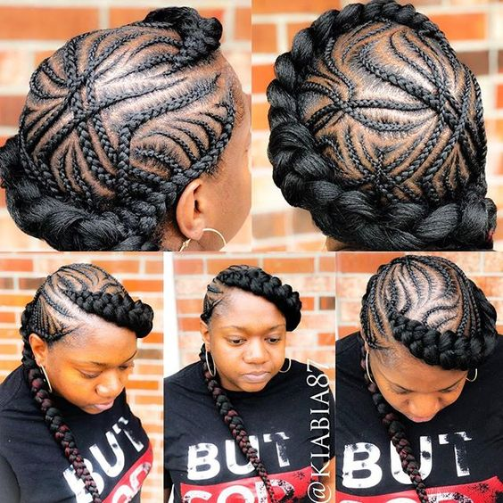 braid hairstyles for black women protective styles for natural hair braids the latest hairstyle wedding hairstyles easy, quick. See updos on medium length to short hair, elegant styles...