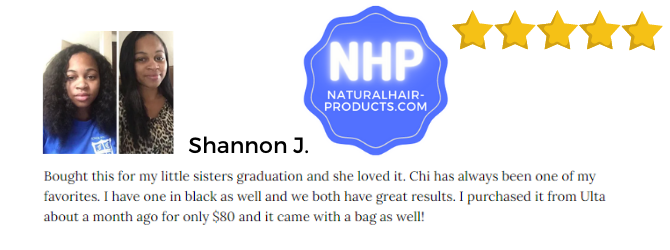 chi flat iron NHP Approved #2
