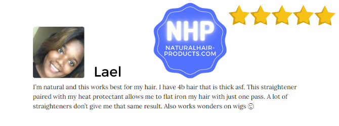 chi flat iron reviews NHP Approved #1