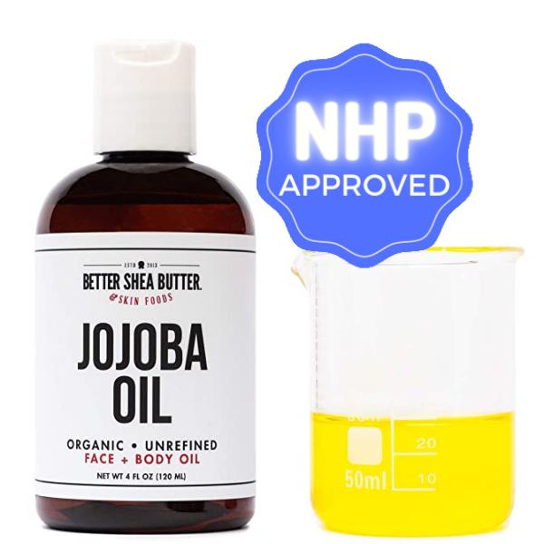 diy natural hair products jojoba oil