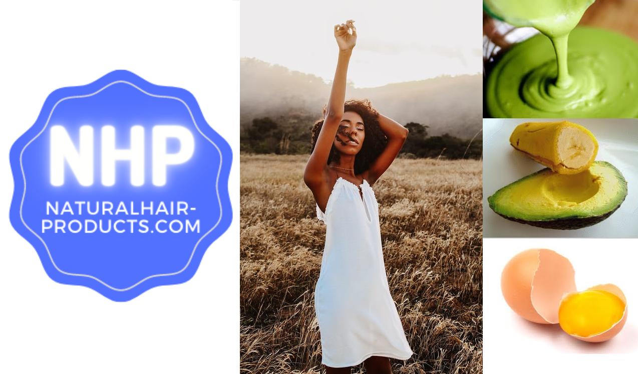 DIY natural hair products NHP