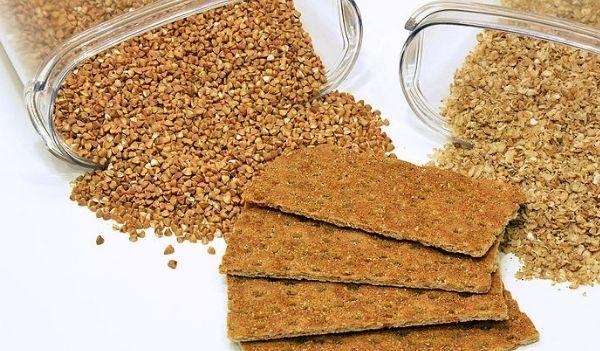 foods for hair growth buckwheat grains
