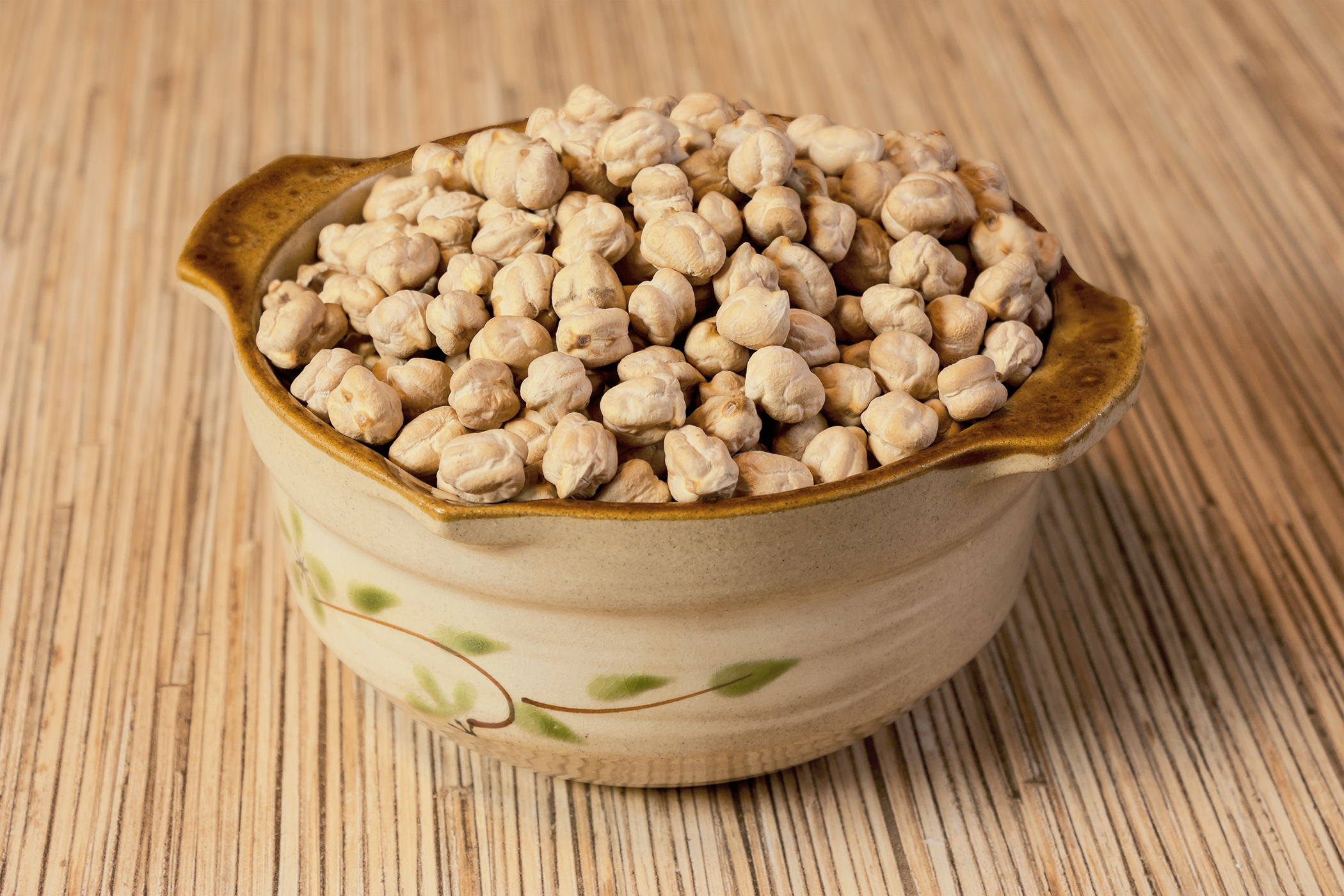 foods for hair growth chickpeas garbanzo beans