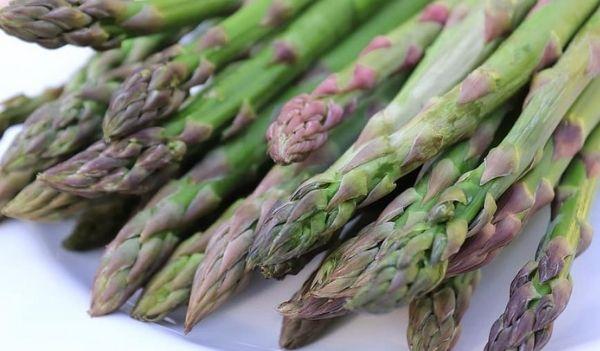 food for hair growth asparagus
