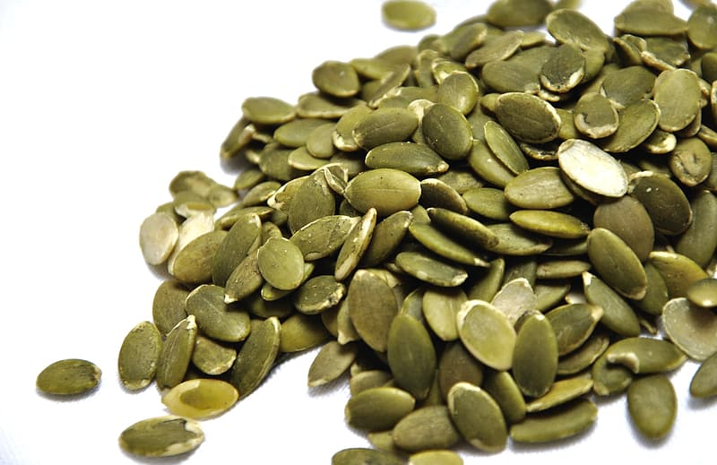 foods for hair growth seeds