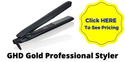 GHD FLAT IRON - GHD Gold Professional Style
