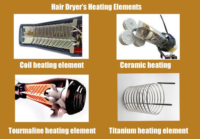 best blow dryer for kinky hair hair-dryer-heating-elements-tourmaline-titanium-ceramic-coil-heating-blow-dryer-types-heat