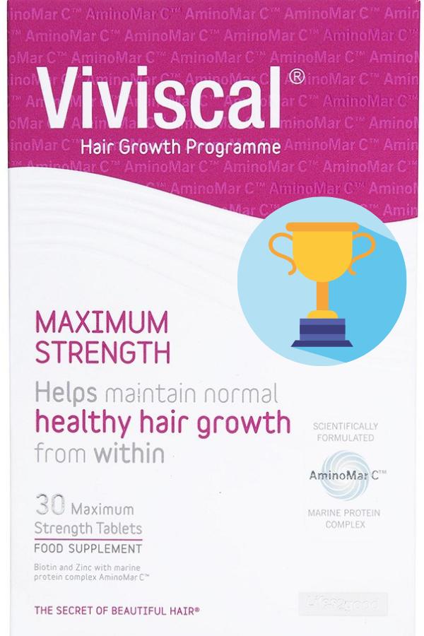 hair growth vitamins viviscal