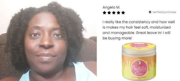 hair pudding vs gel for curly natural 4c