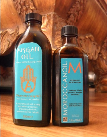 Moroccan Argan Oil for Hair Benefits