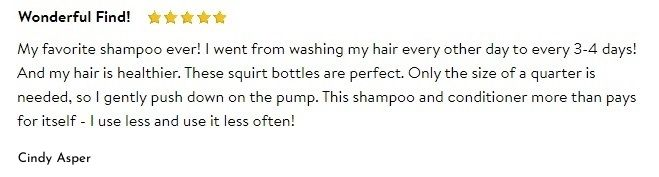 moroccanoil shampoo and conditioner reviews for curly girl hair