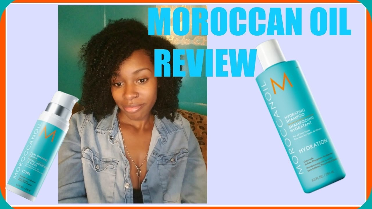 what does Moroccan oil do to your hair reviews Shampoo
