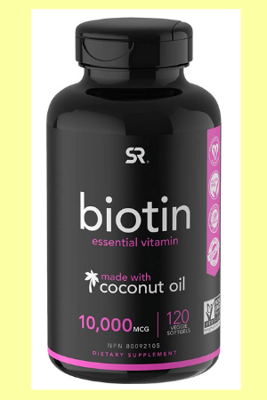 best-hair-growth-product biotin 10000 mcg nhp
