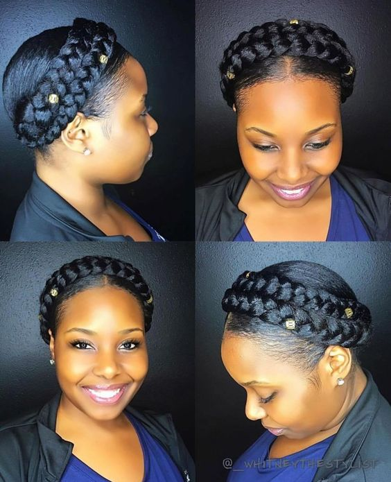 Sharing 21 super cute bridal natural hairstyles as easy diy for black brides to use as inspiration for their upcoming wedding day. Our protective styles for natural hair braids make you look like...
