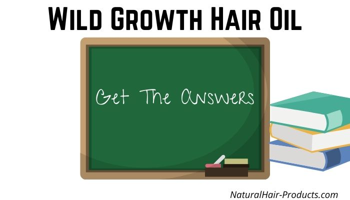 Wild Growth hair oil for edges people also ask answers