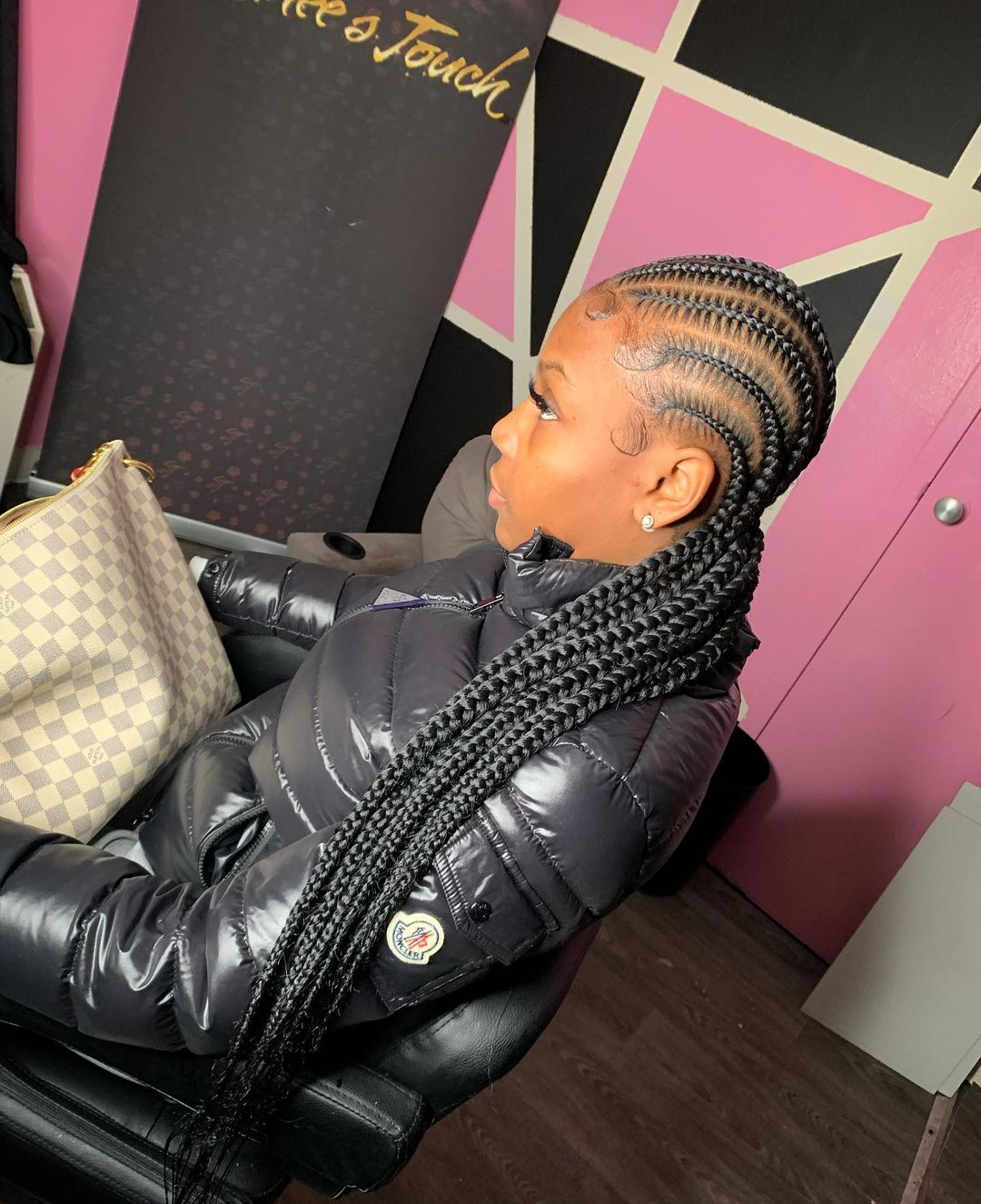 easy braided hairstyles NHP Approved