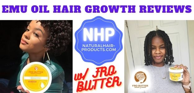 Emu oil hair growth reviews before and after pictures