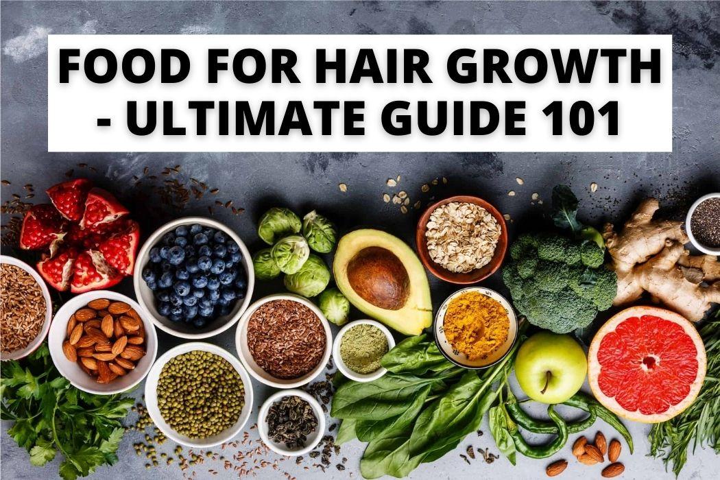 Food for Hair Growth - NHP
