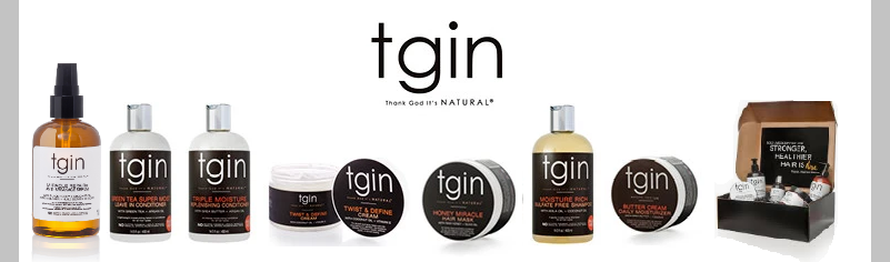 is TGIN good for 4C Hair?