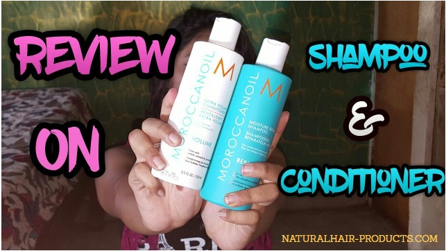 moroccan oil shampoo and conditioner reviews.  best hydrating shampoo for natural hair moroccanoil