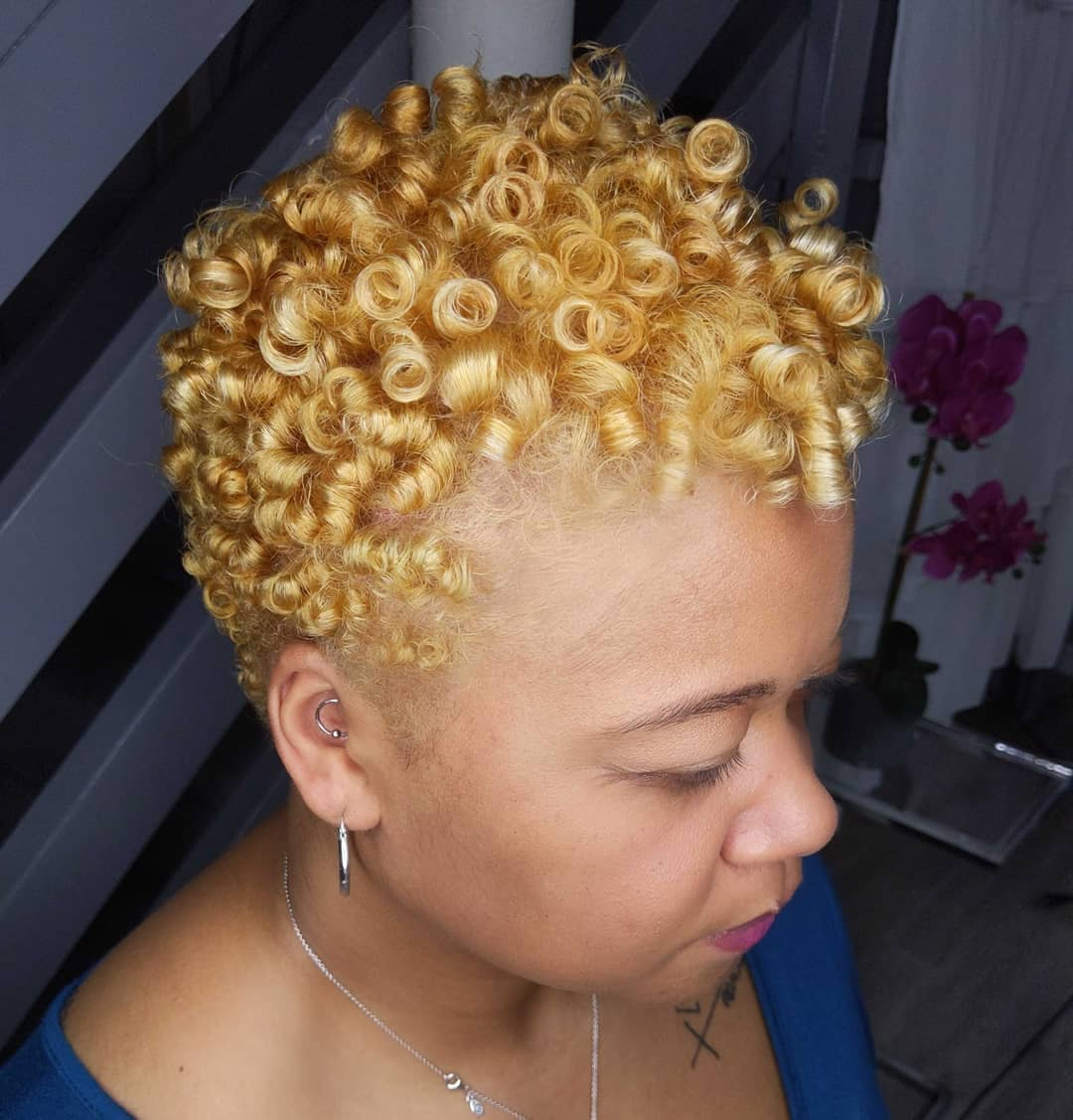 Short Hairstyles for Black Women NHP Approved 9
