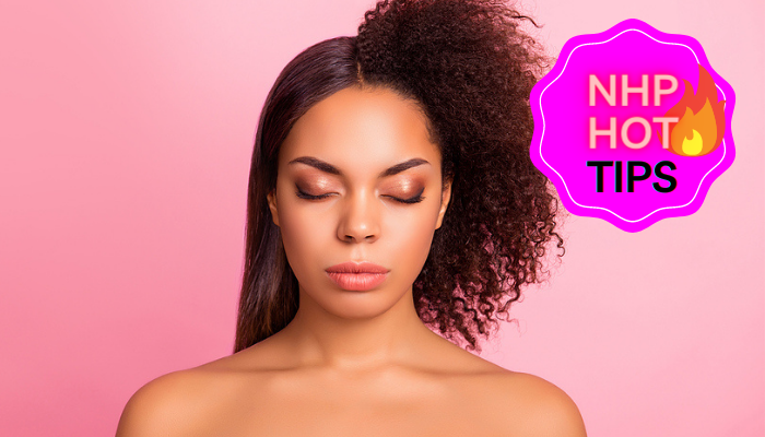 are steam flat irons better for your hair NHP hot tips