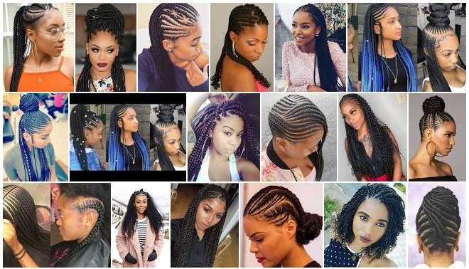 31 Braid Hairstyles For Black Women