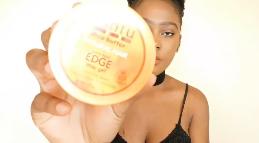 Best edge control for 4C hair best-edge-control-for-coarse-hair-best-edge-control-for-4c-hair-natural-hair-products  nhp  melissa lee Cantu Extra Hold Edge Stay Gel: