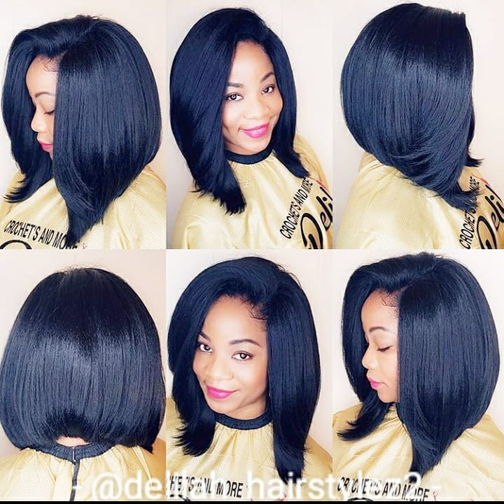 Crochet braids natural and weave extensions NHP Approved