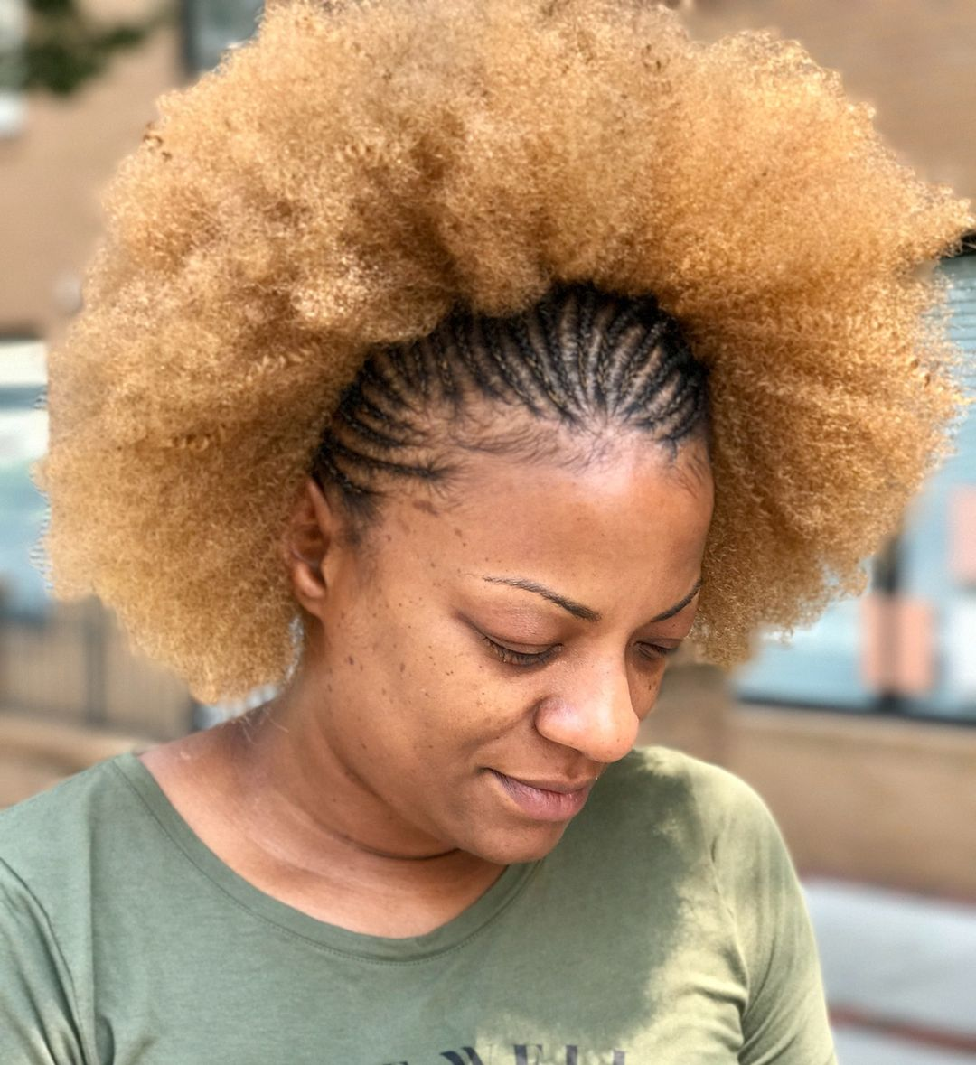 Crochet braids for Black women - Protective hairstyles cute NHP Approved 11